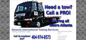 Genesis International Towing Services